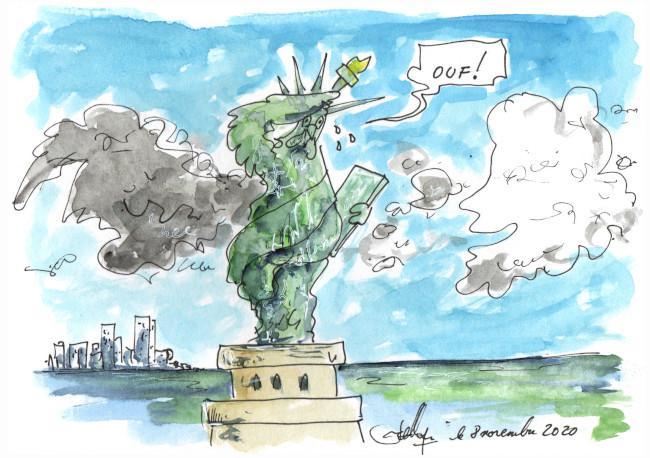 Liberty ouf